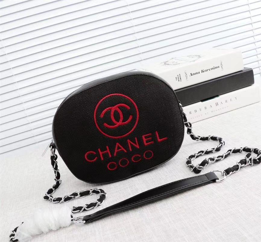 chanel シャネル オンラインショルダーバッグchanel 店舗チェーン化粧用バッグ18C21P1801