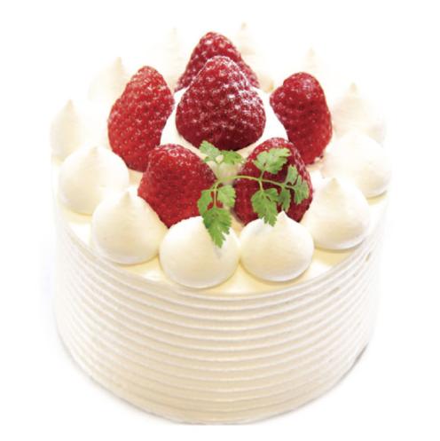 苺ショートケーキ 10cm (2~3人用)