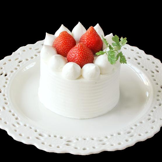 苺ショートケーキ 10 ㎝ (2~3人用)