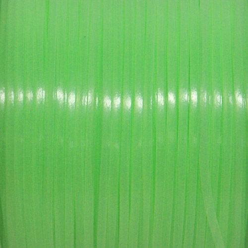 REXLACE 038 蓄光グリーン(ランヤード・クラフトレース素材)