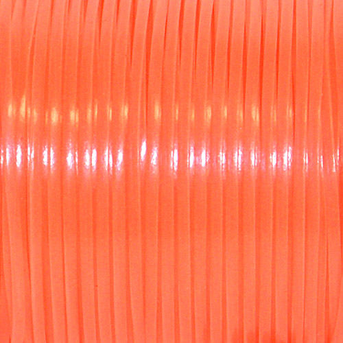 REXLACE 039 蓄光オレンジ(ランヤード・クラフトレース素材)