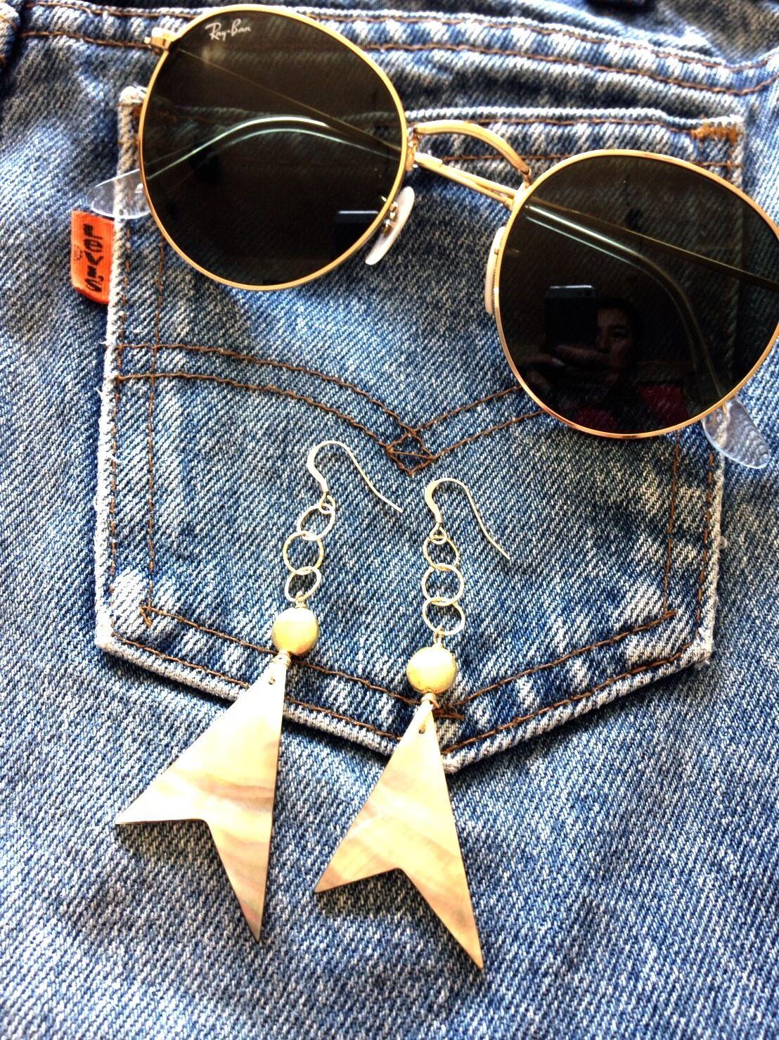 Vintage Style/Pierced Earring(c)