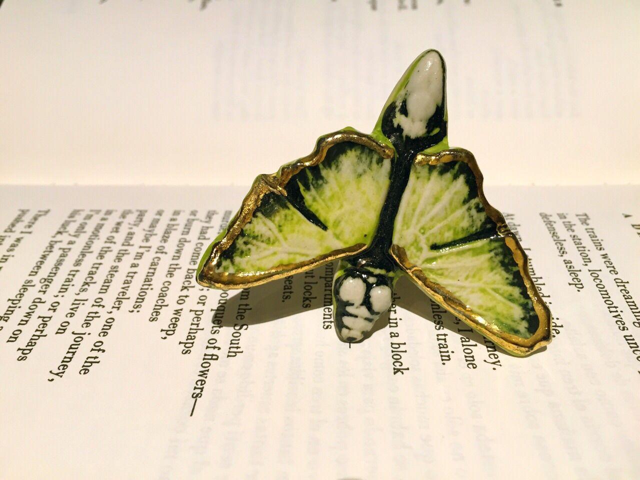 butterfly ドアノブ
