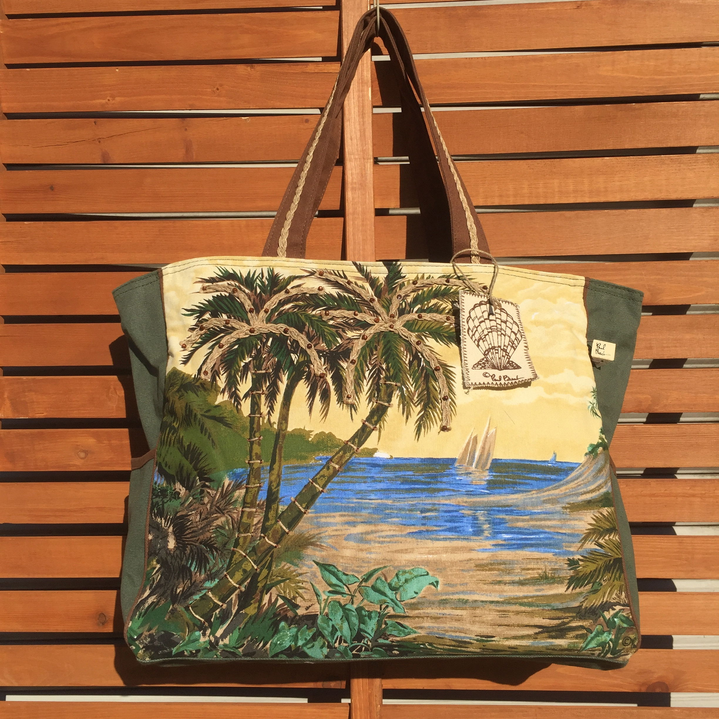 Palm Bay Oversized Tote