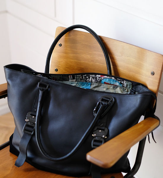 LEATHER TOTE BAG レザートートバッグ