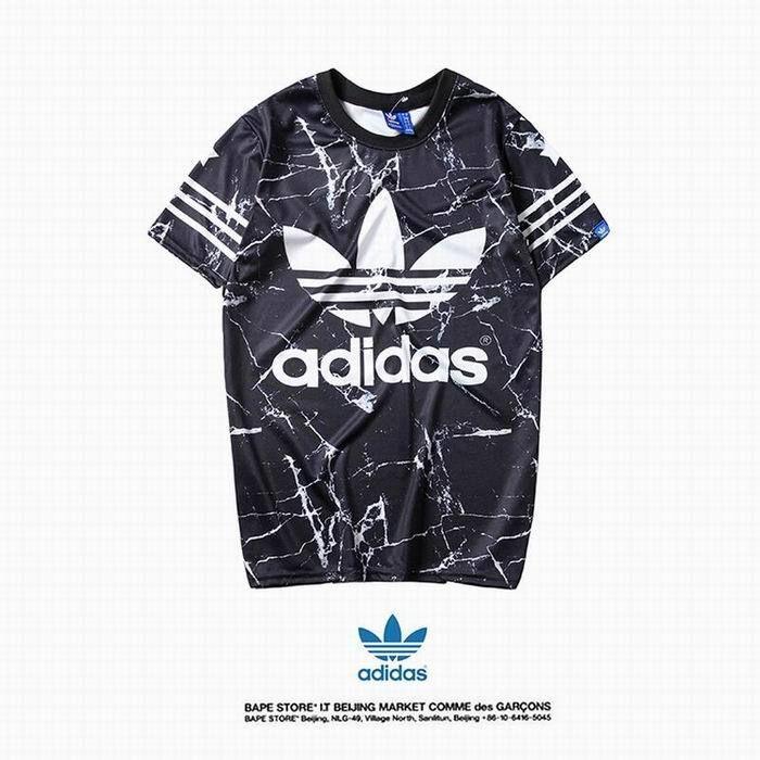 XWT-D011?春夏新登場【美品】Adidas アディダス トップス/半袖/Tシャツ