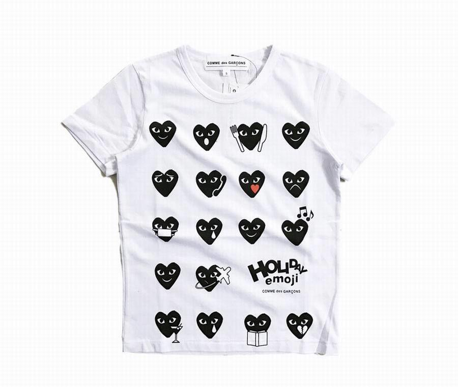XWT-10? PLAY プレイ/COMME des GARCONS/コムデギャルソンハート/半袖Tシャツ