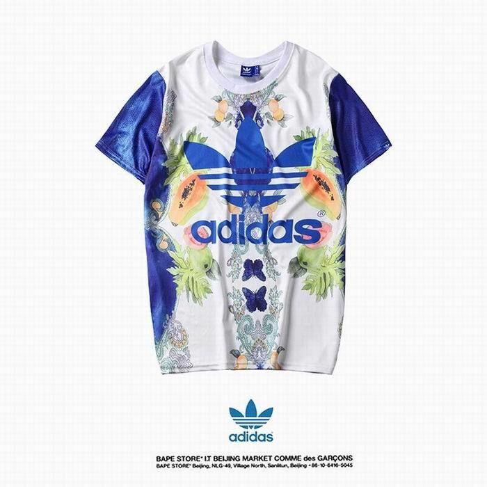 XWT-D010?春夏新登場【美品】Adidas アディダス トップス/半袖/Tシャツ