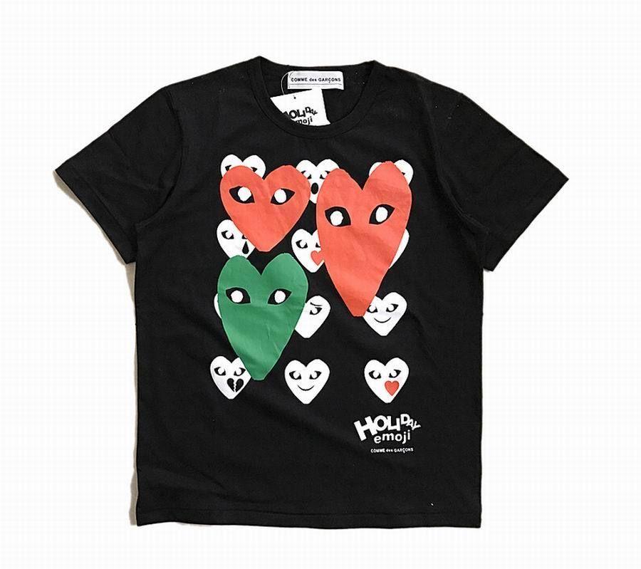 XWT-3? PLAY プレイ/COMME des GARCONS/コムデギャルソンハート/半袖Tシャツ