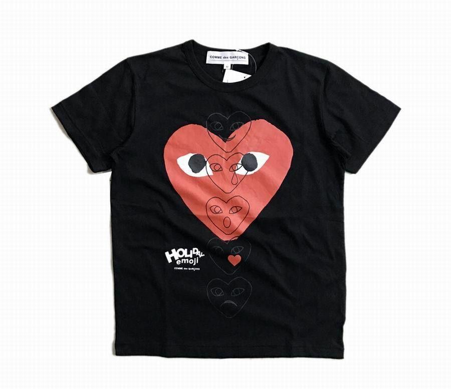 XWT-5? PLAY プレイ/COMME des GARCONS/コムデギャルソンハート/半袖Tシャツ