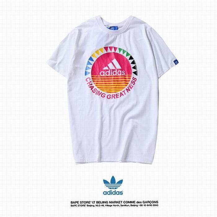 XWT-E09(2)?【大人気商品】Adidas アディダス トップス/半袖/Tシャツ