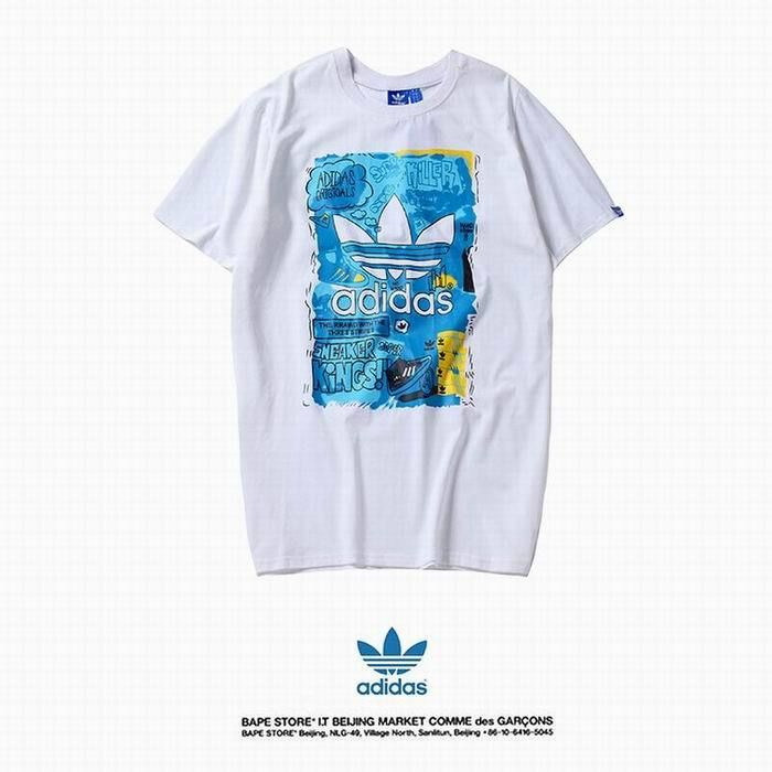 XWT-E19(1)?【大人気商品】Adidas アディダス トップス/半袖/Tシャツ