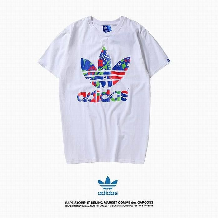 XWT-E06(1)?【新品未使用】Adidas アディダス トップス/半袖/Tシャツ