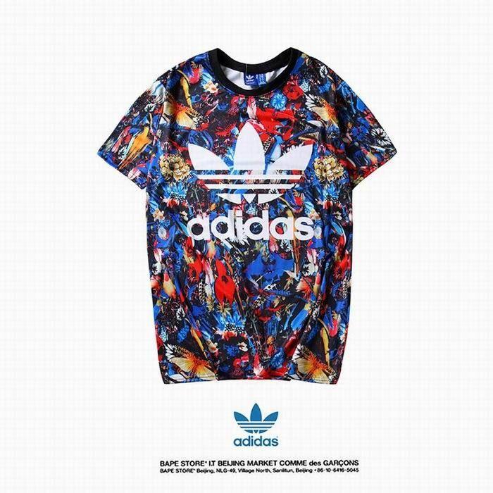 XWT-D01?春夏新登場【美品】Adidas アディダス トップス/半袖/Tシャツ