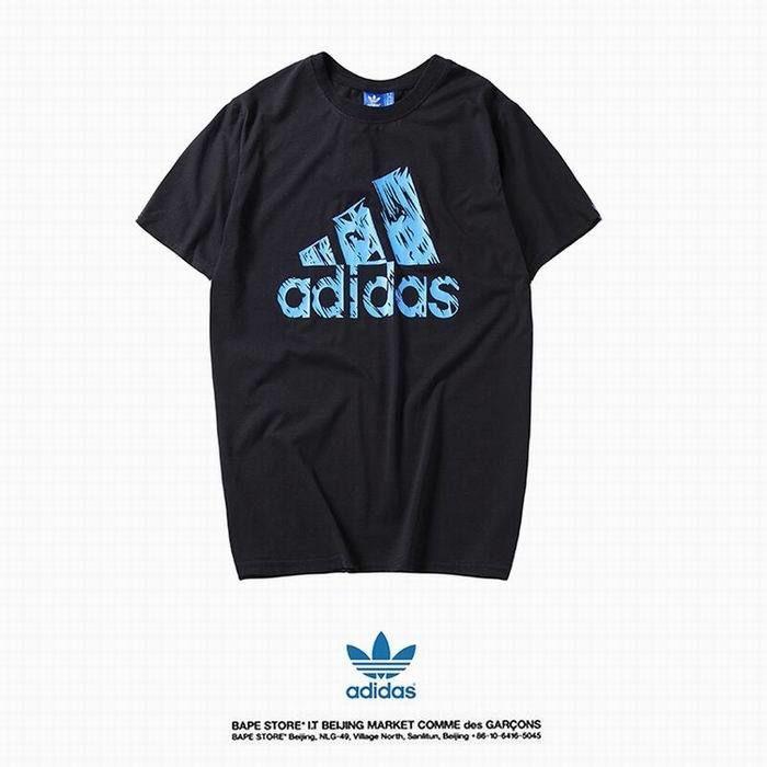 XWT-E01(2)?春夏新登場【美品】Adidas アディダス トップス/半袖/Tシャツ