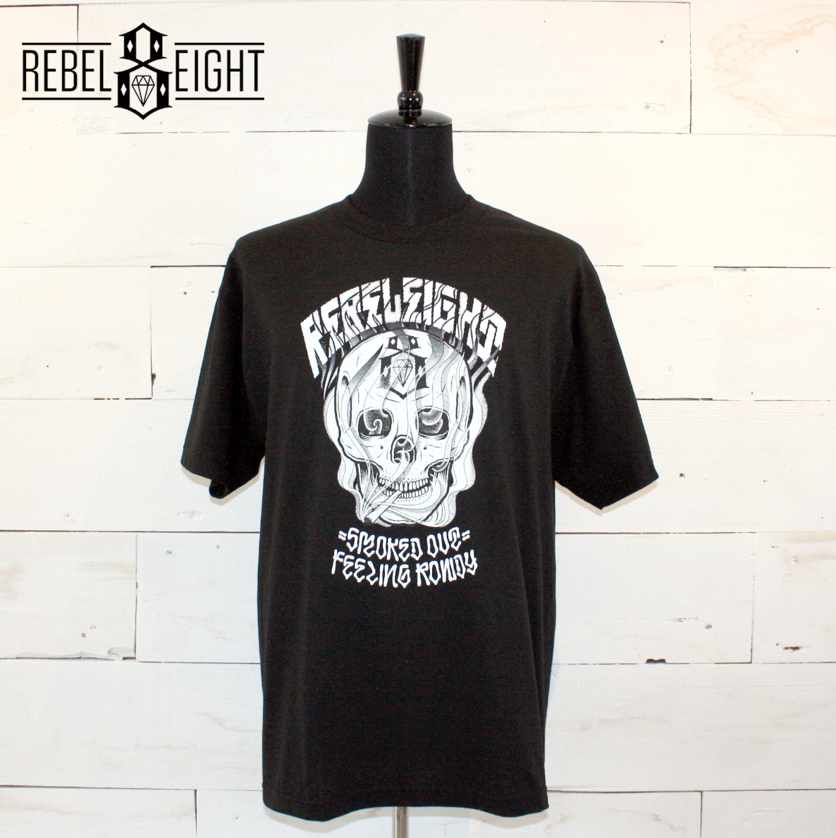 Smoked Out Feeling Rowdy/REBEL8