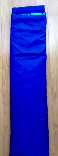 セロファンスカート,チューブトップ,スカートカバーセット 濃い青