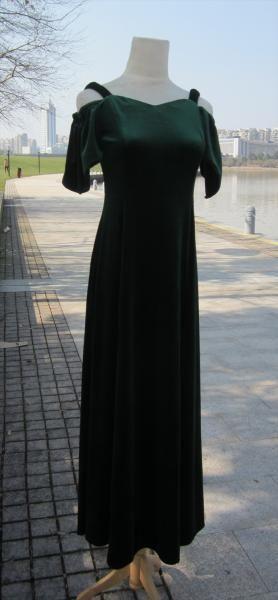 ベルベットドレス ハワイアンベロア格安 VELVETDRESS05