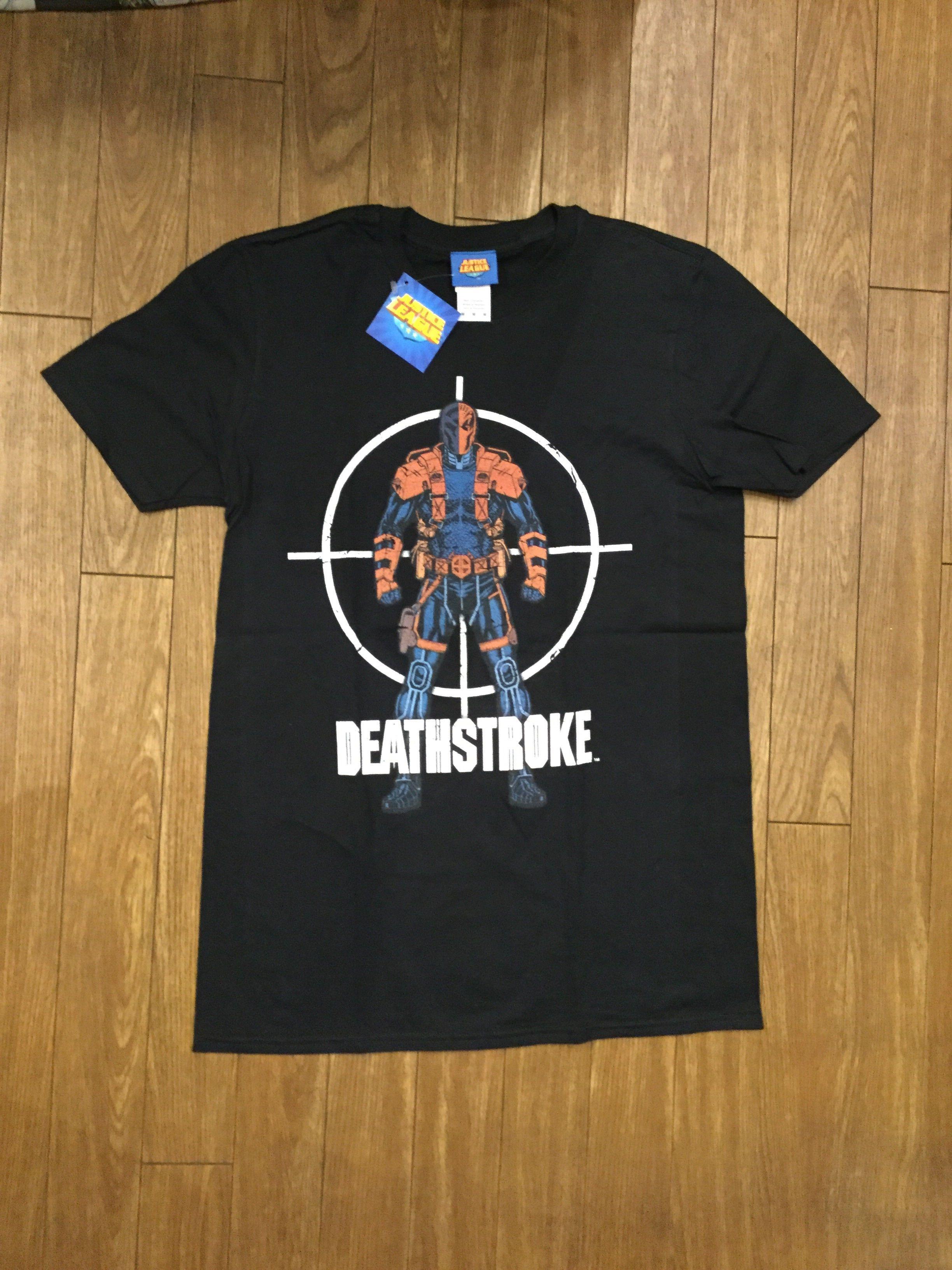 DEATHSTROKE  STANDING Tシャツ