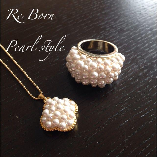 Re Born Pearl nec&ring