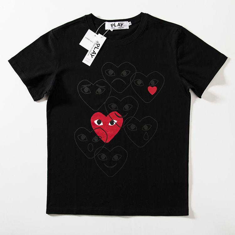 プレイ コムデギャルソン   トップス Tシャツ  PLAY COMME des GARCONS/szm-26