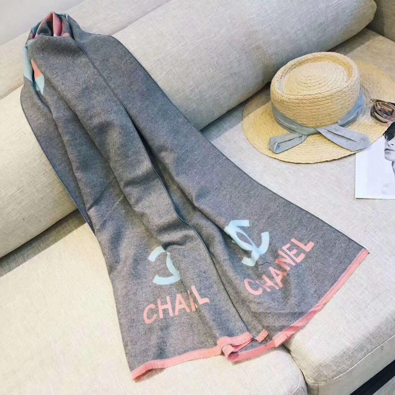 シャネル    マフラー スカーフ    ファッション小物   CHANEL/szm-625