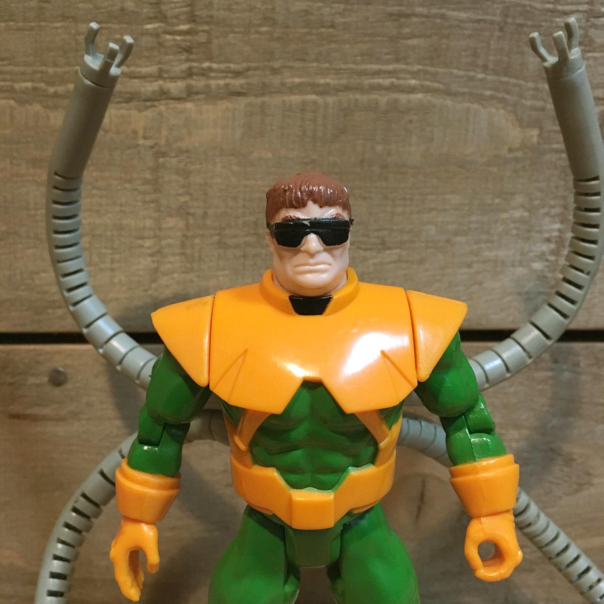 SPIDER-MAN Dr.Octopus/スパイダーマン Dr.オクトパス フィギュア/170201-3