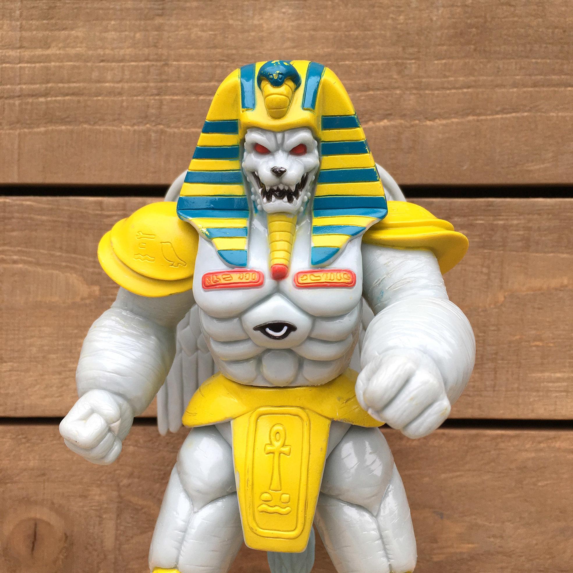 POWER RANGERS 8Inch King Sphinx/パワーレンジャー 8インチ キングスフィンクス フィギュア/170417-7