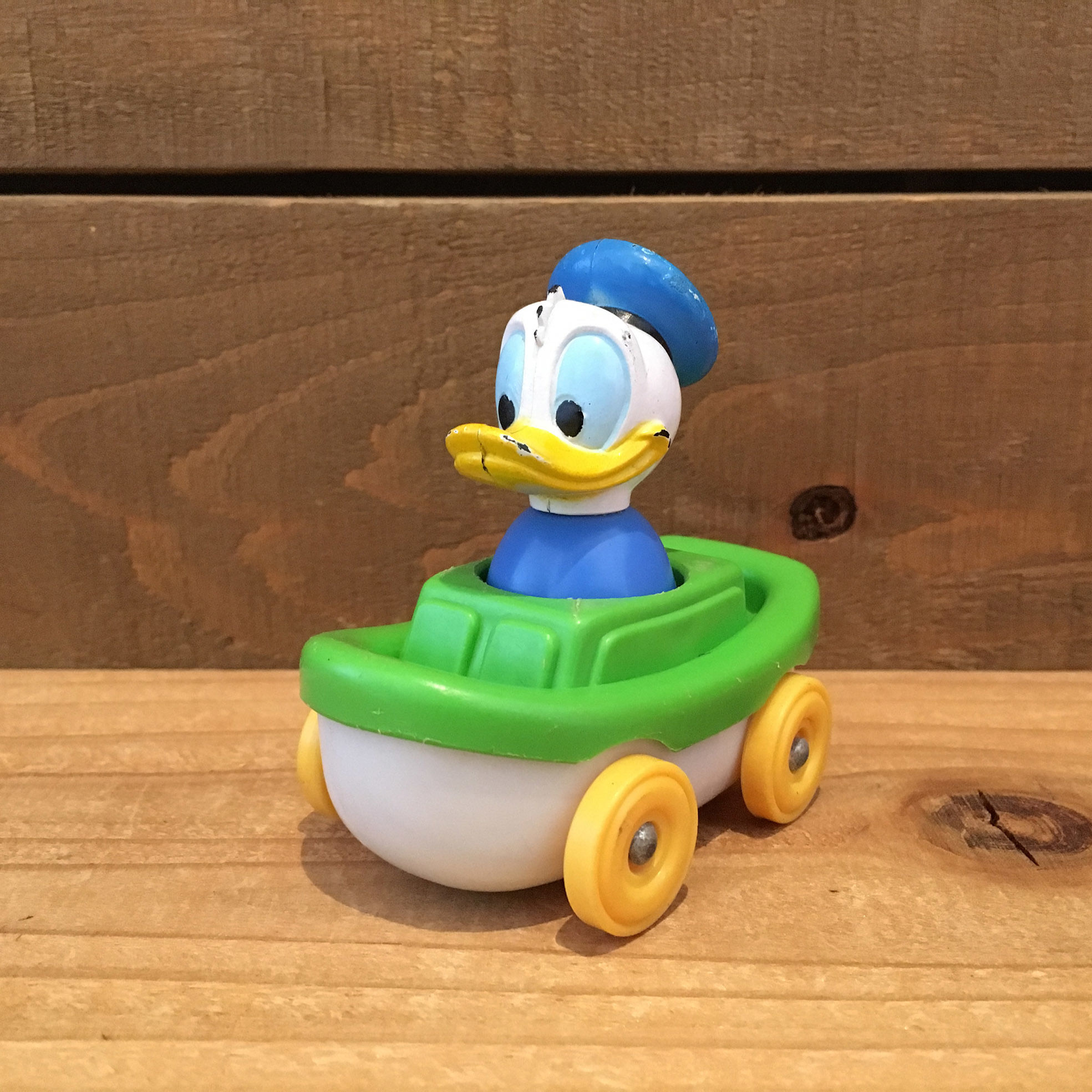 Disney Donald Duck Toy Car/ディズニー ドナルド・ダック トイカー/18401-5