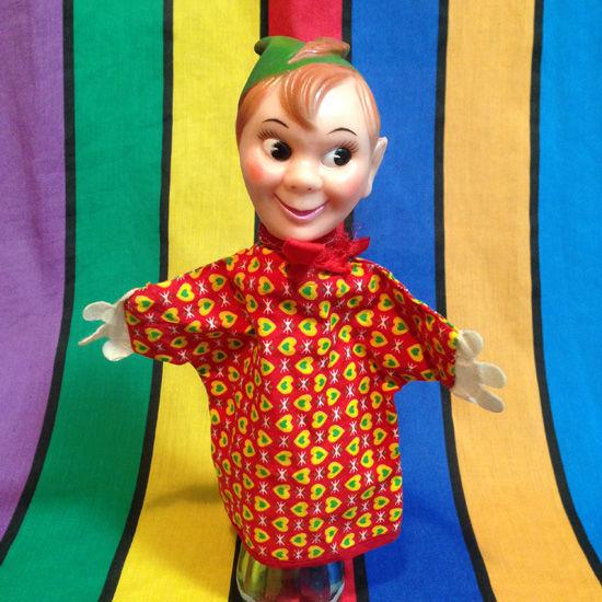 Disney Peter pan Hand Puppet