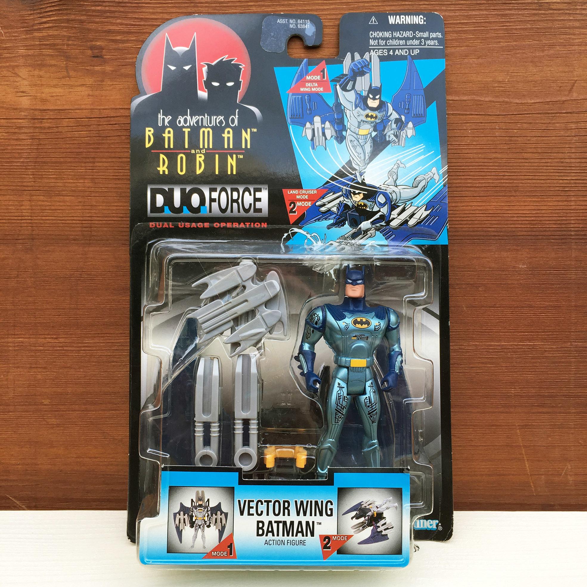 BATMAN Vector Wing Batman Figure/バットマン ベクターウィング・バットマン フィギュア/180216-3