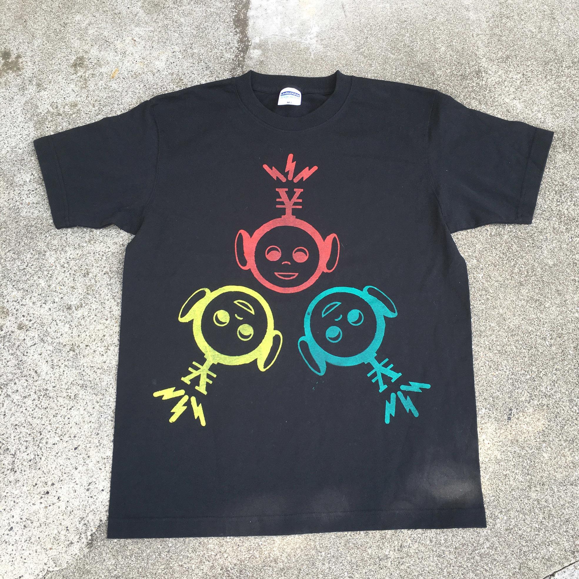 Bootleg Teletubbies T Shirts/ブートレグ テレタビーズ Tシャツ/180603-1
