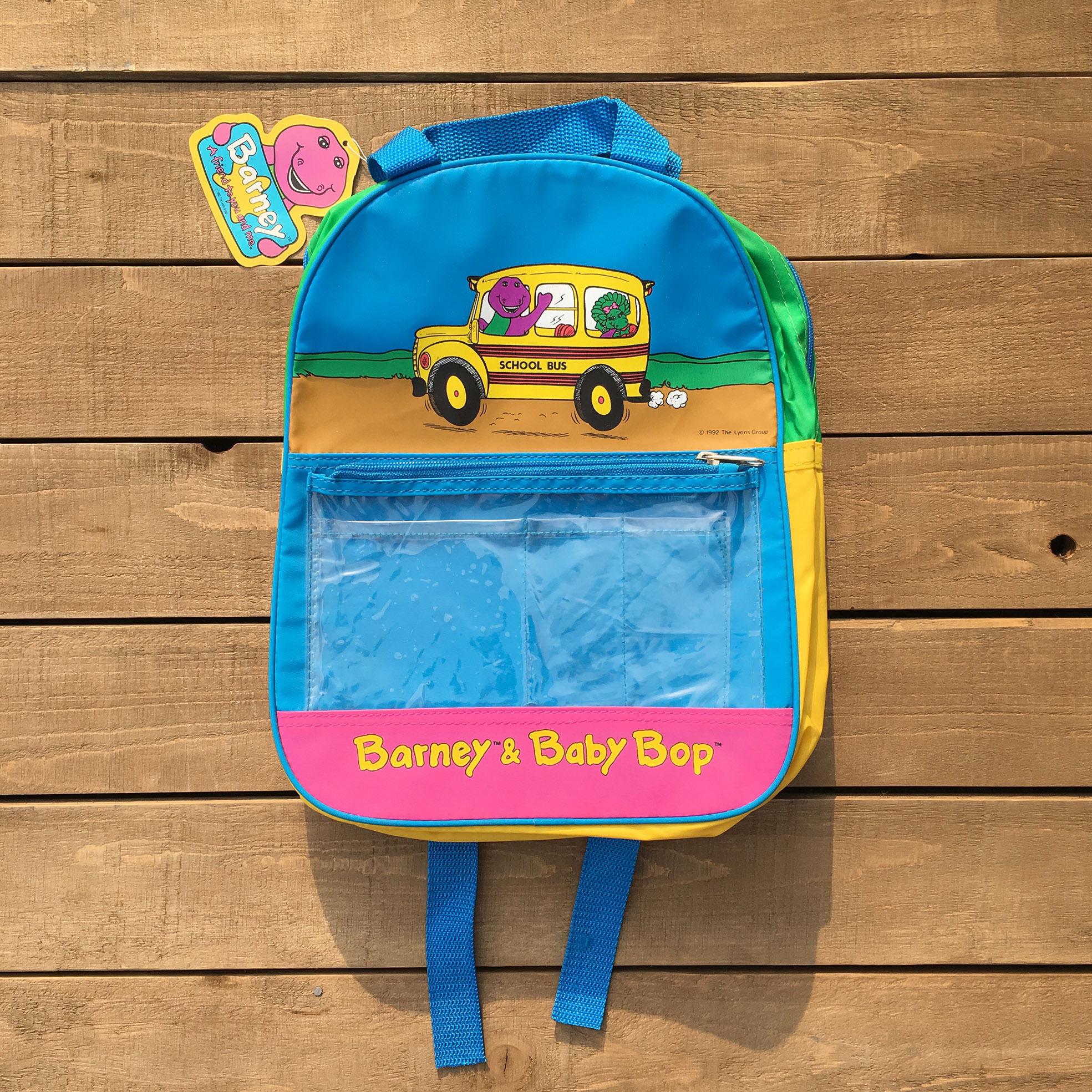 BARNEY Barney Kids Backpack/バーニー バーニー キッズリュック/170329-10