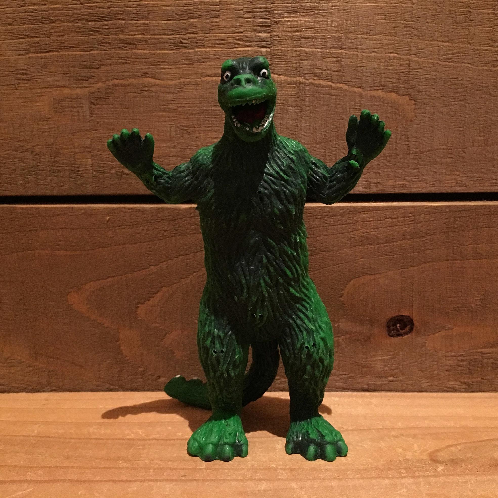 GODZILLA Godzilla Bendy/ゴジラ ベンダブルフィギュア/171227-1