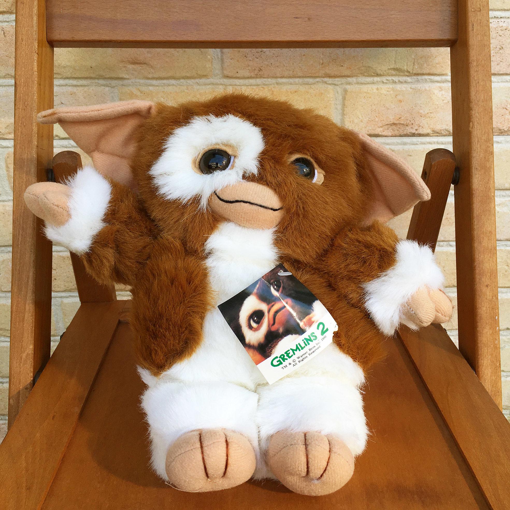 GREMLINS Gizmo Plush Doll/グレムリン ギズモ ぬいぐるみ/171117-3