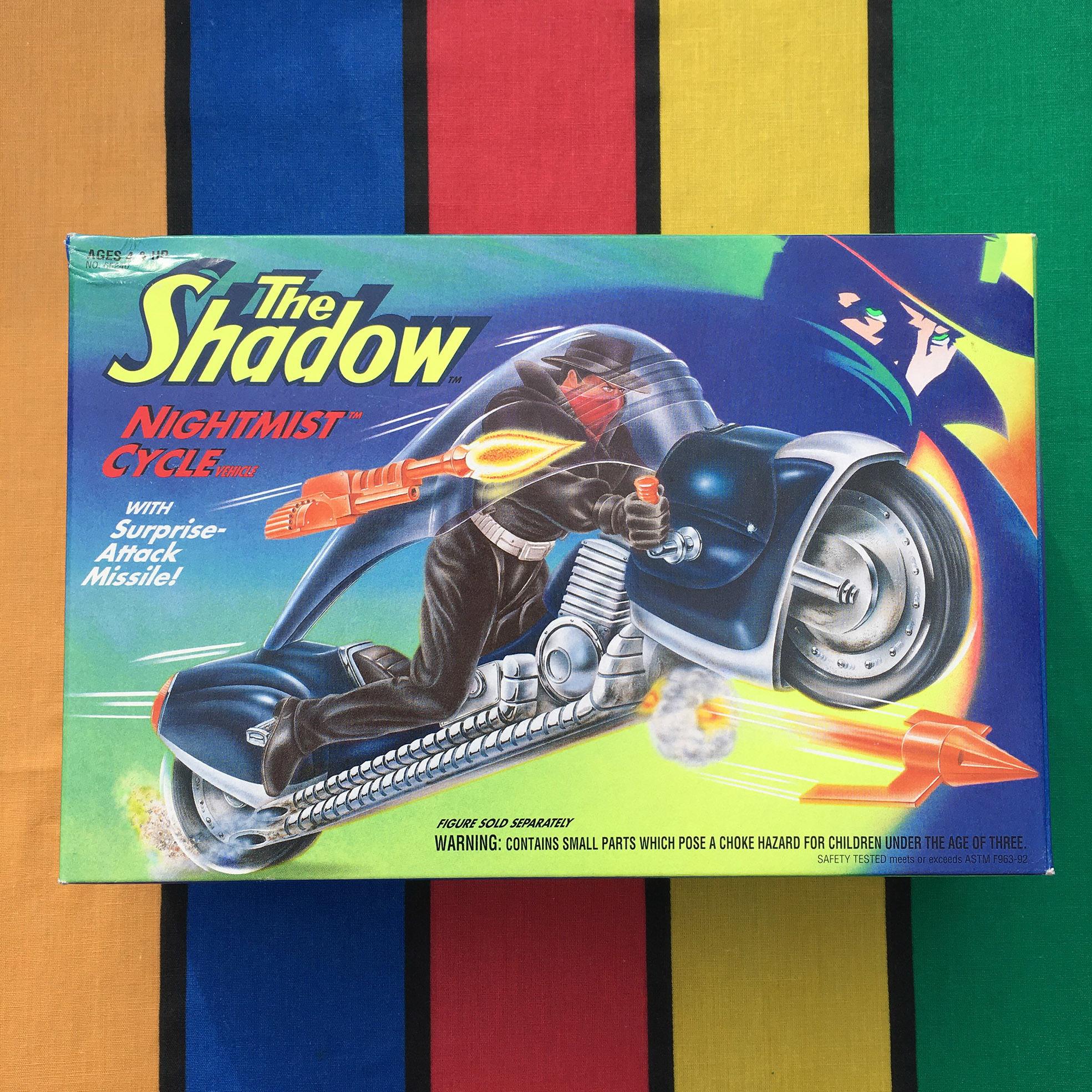 The Shadow Nightmist Cycle/シャドー ナイトミストサイクル フィギュア/161014-7