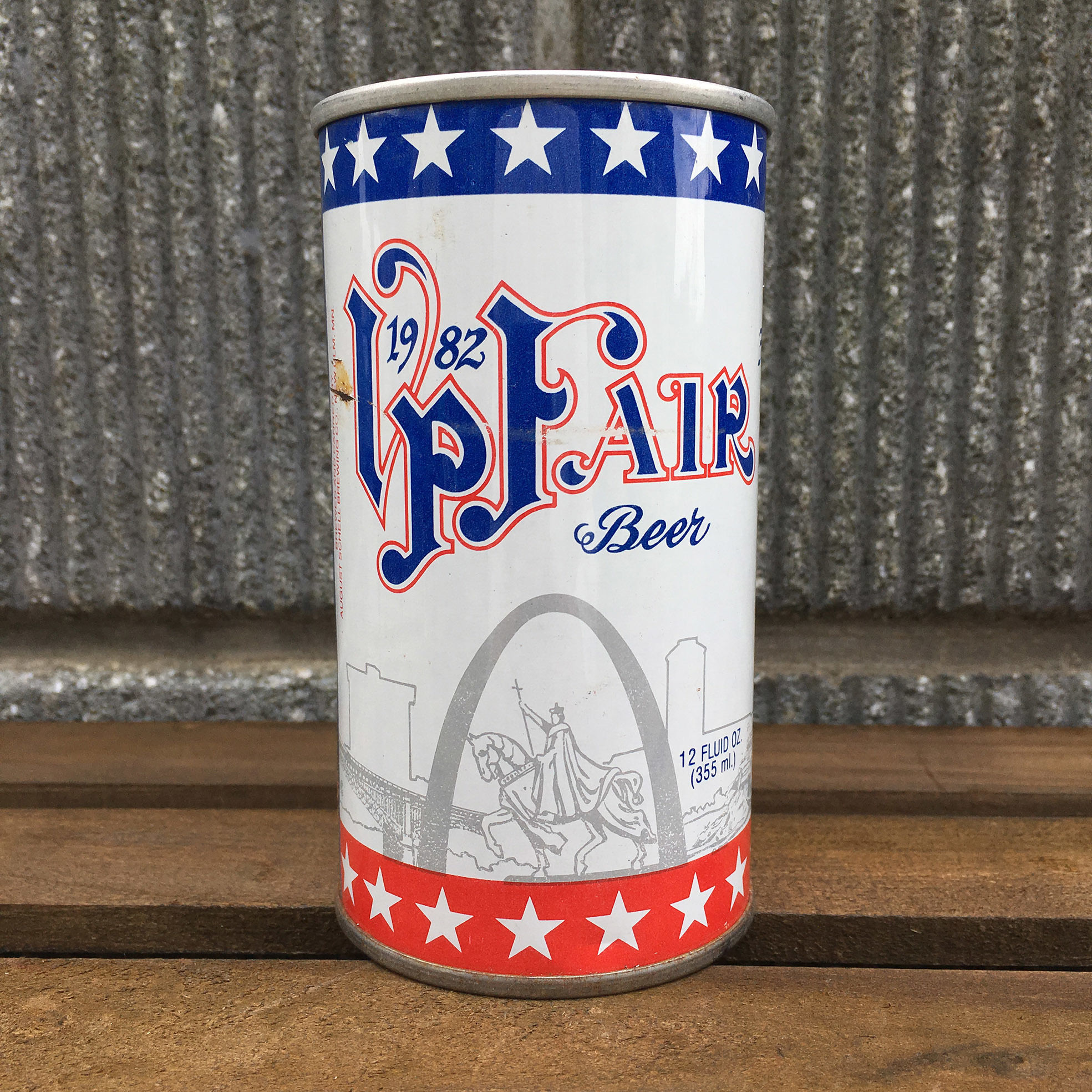 VINTAGE CAN Vp Fair Beer Can/ヴィンテージ缶 VPフェア ビアー缶/161011-8