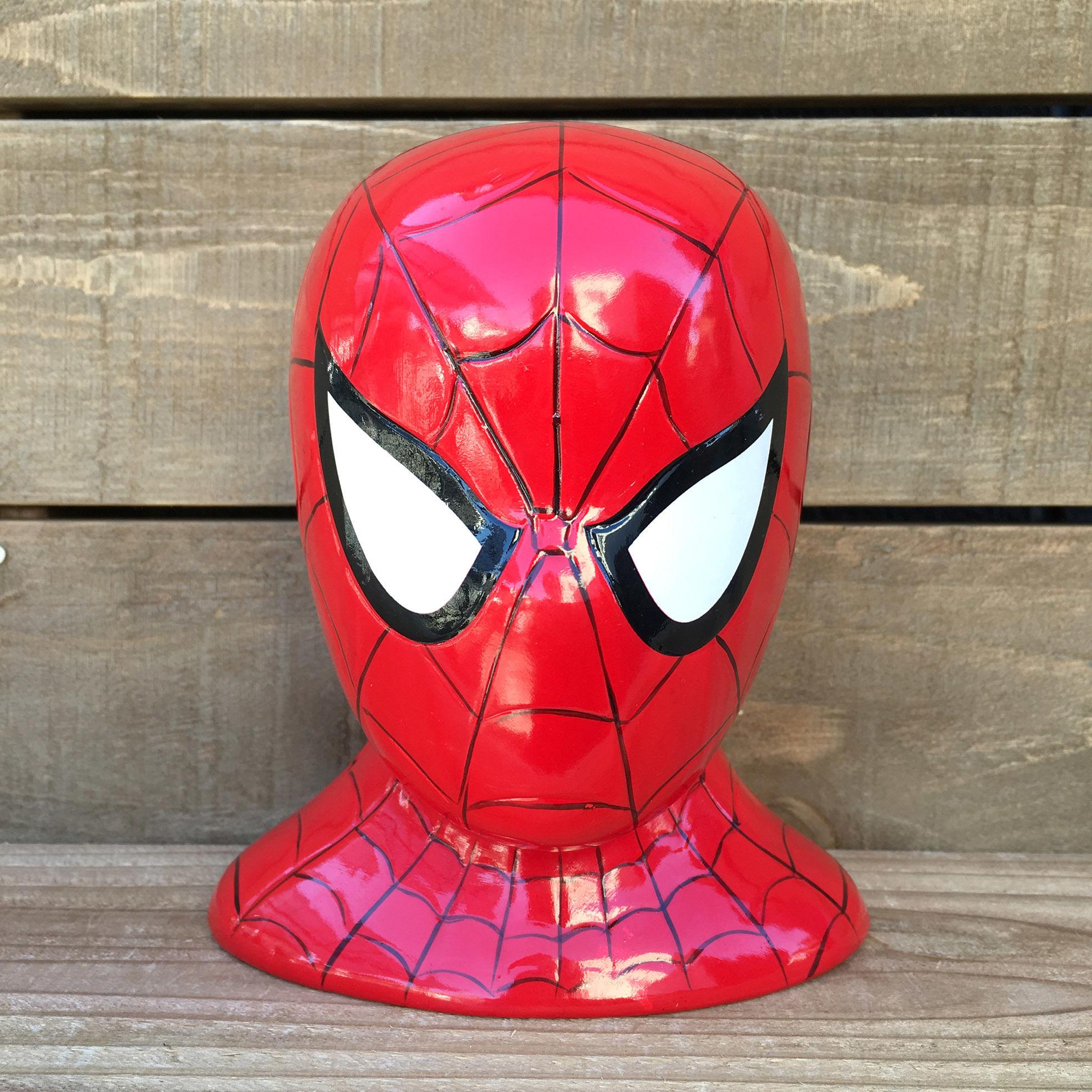 SPIDER-MAN Spider-man Head Bank/スパイダーマン スパイダーマン ヘッドバンク/170126-2