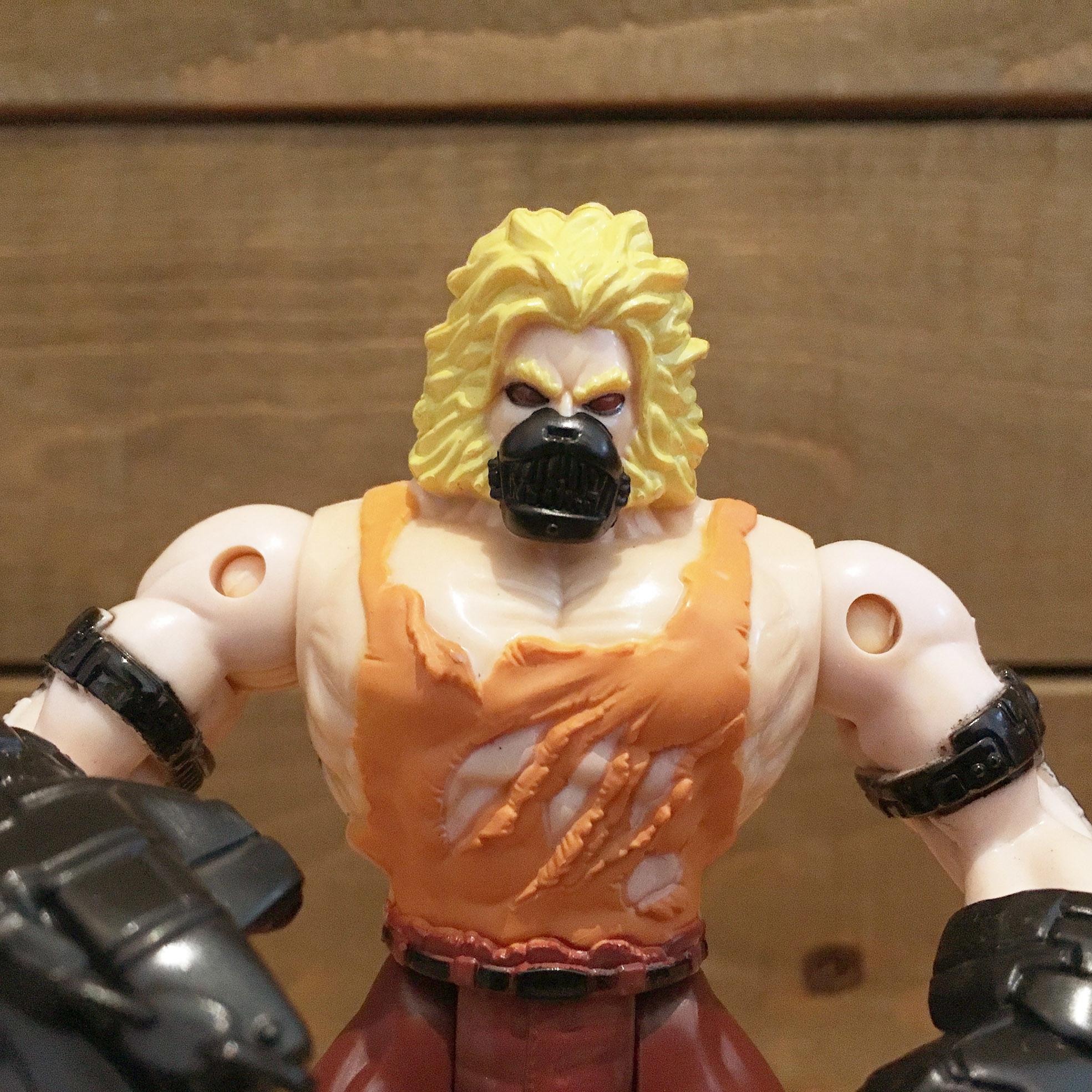 X-MEN Sabretooth Figure/X-MEN セイバートゥース フィギュア/180425-5