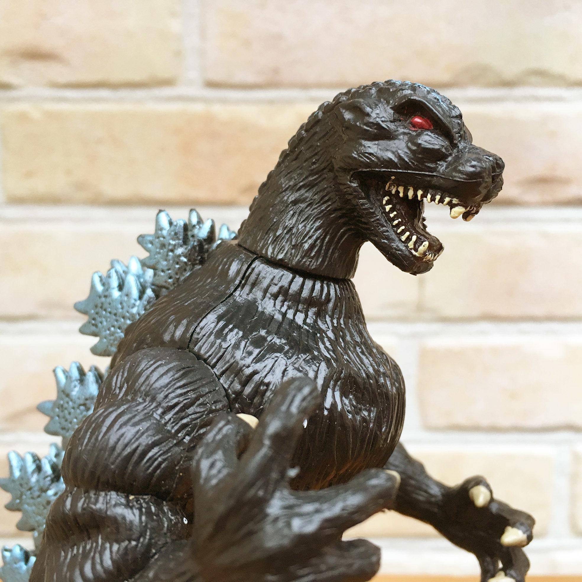 GODZILLA Supercharged Godzilla Figure/ゴジラ スーパーチャージ・ゴジラ フィギュア/171130-1