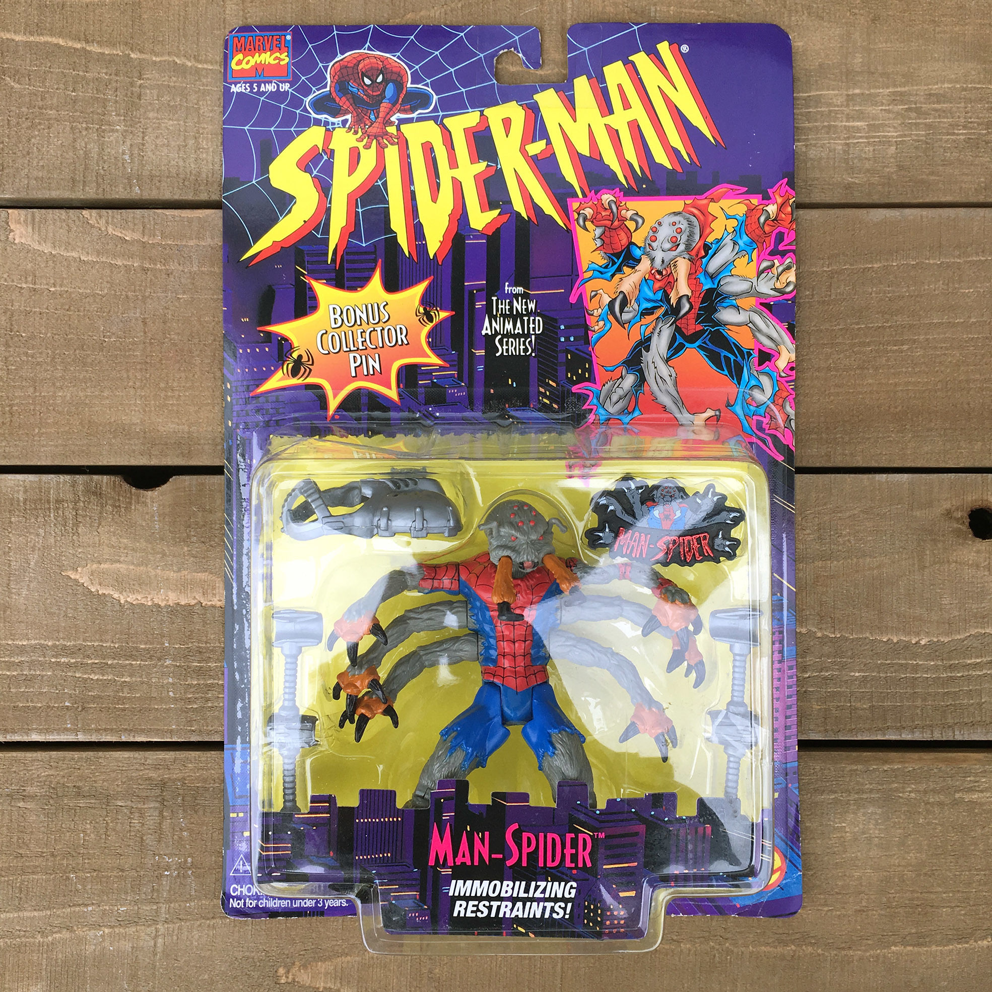 SPIDER-MAN Man-Spider/スパイダーマン マンスパイダー フィギュア/1700307-20