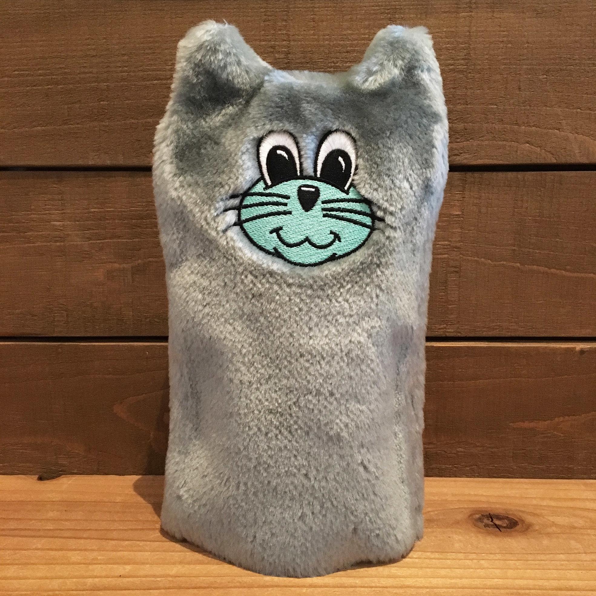 Cat Hand Puppet/猫 ハンドパペット/20180311-1