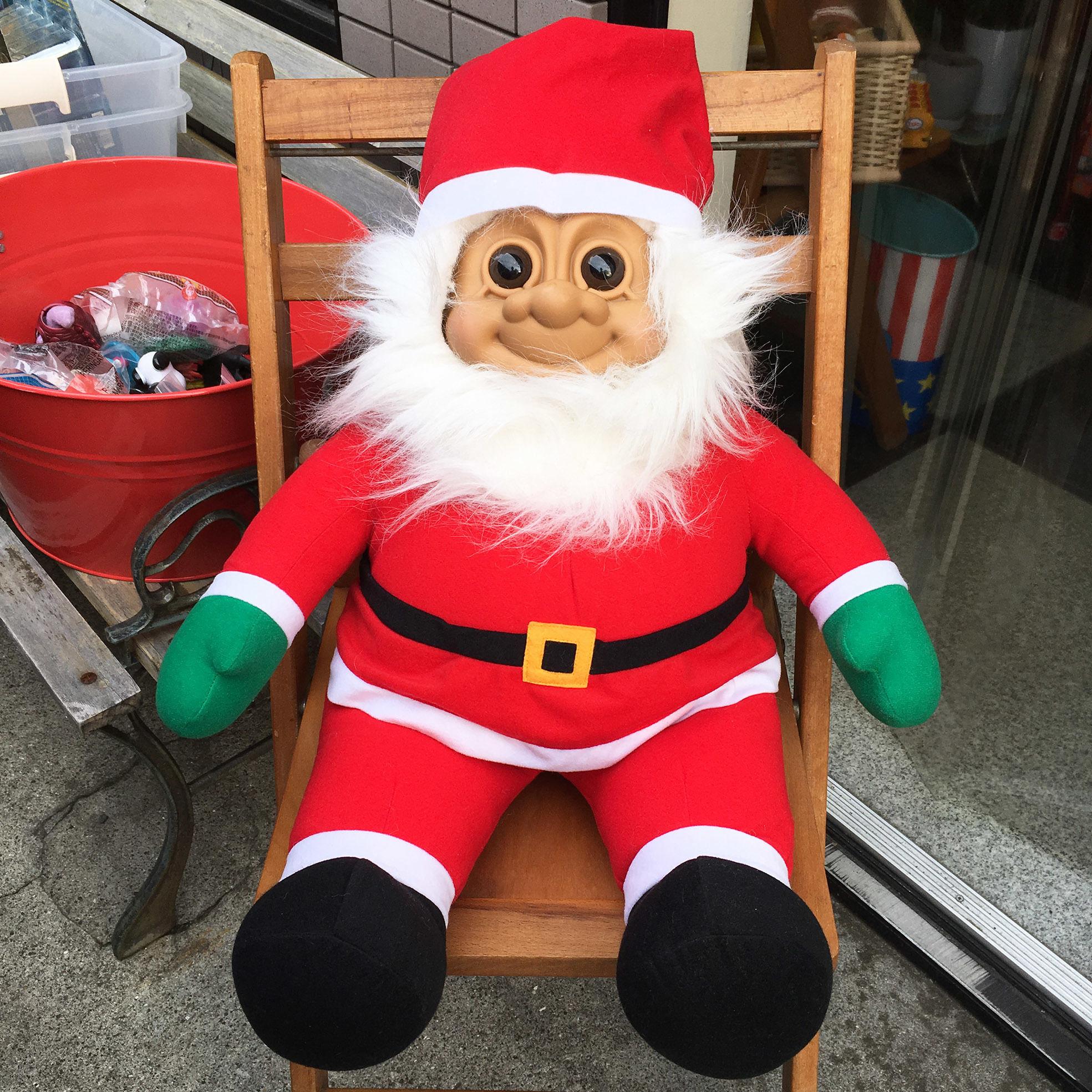 Giant Santa Troll/ジャイアントサンタトロール/180208-1