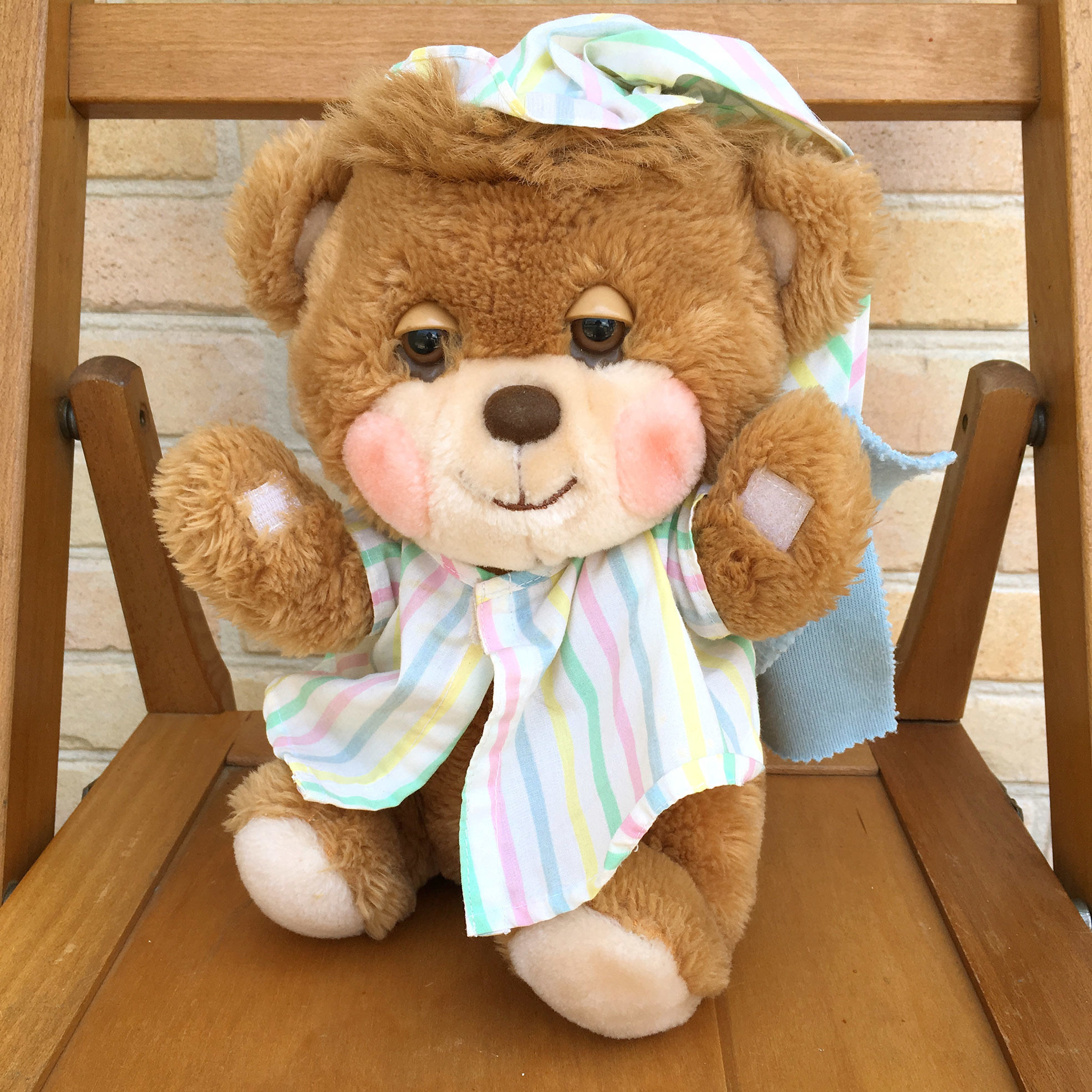 TEDDY BEDDY BEAR Teddy Beddy Bear Plush Doll/テディベッディベア ぬいぐるみ/170715-1