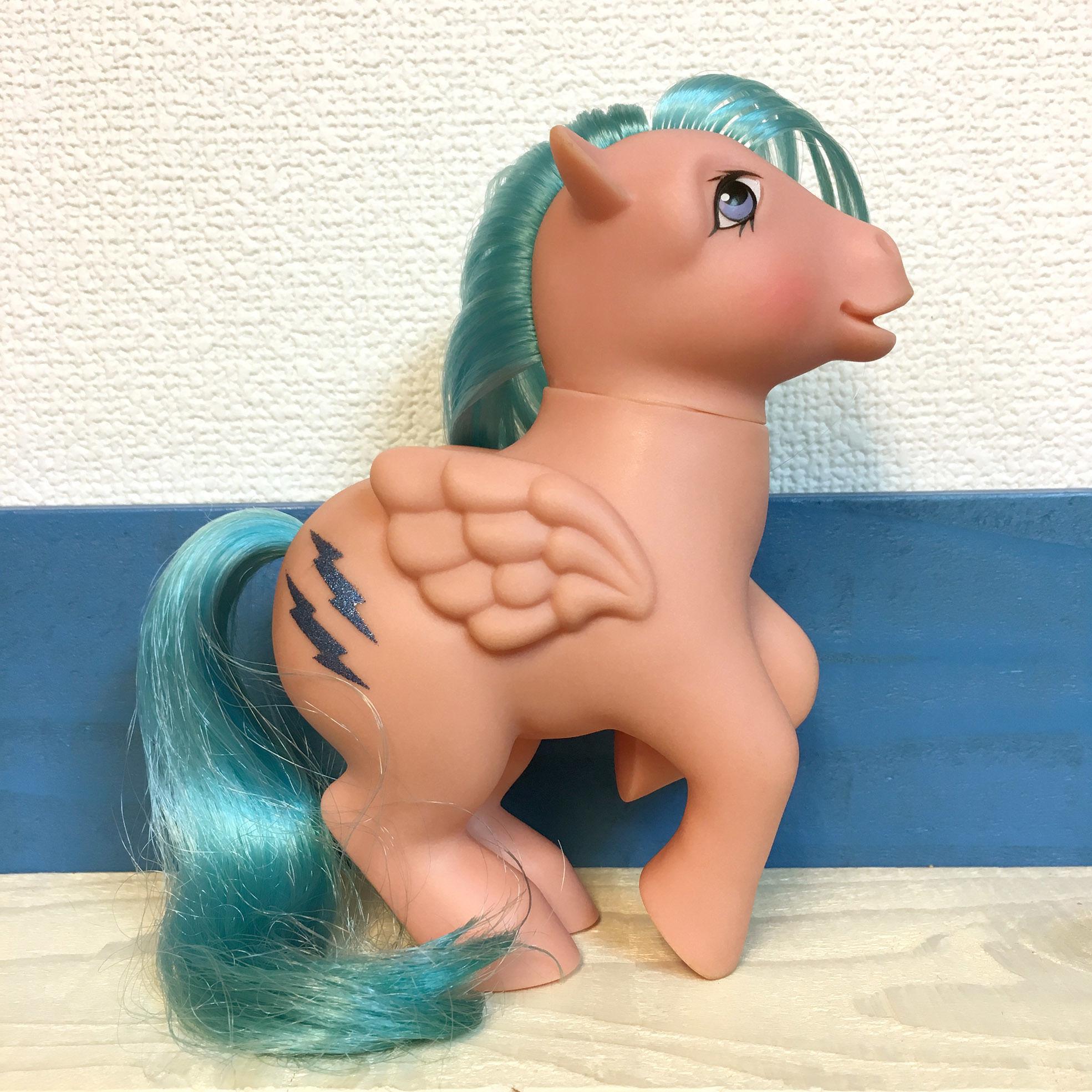 G1 My Little Pony Firefly/G1マイリトルポニー ファイアーフライ/171103-6