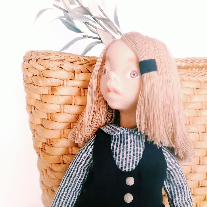 handmade doll  No.020