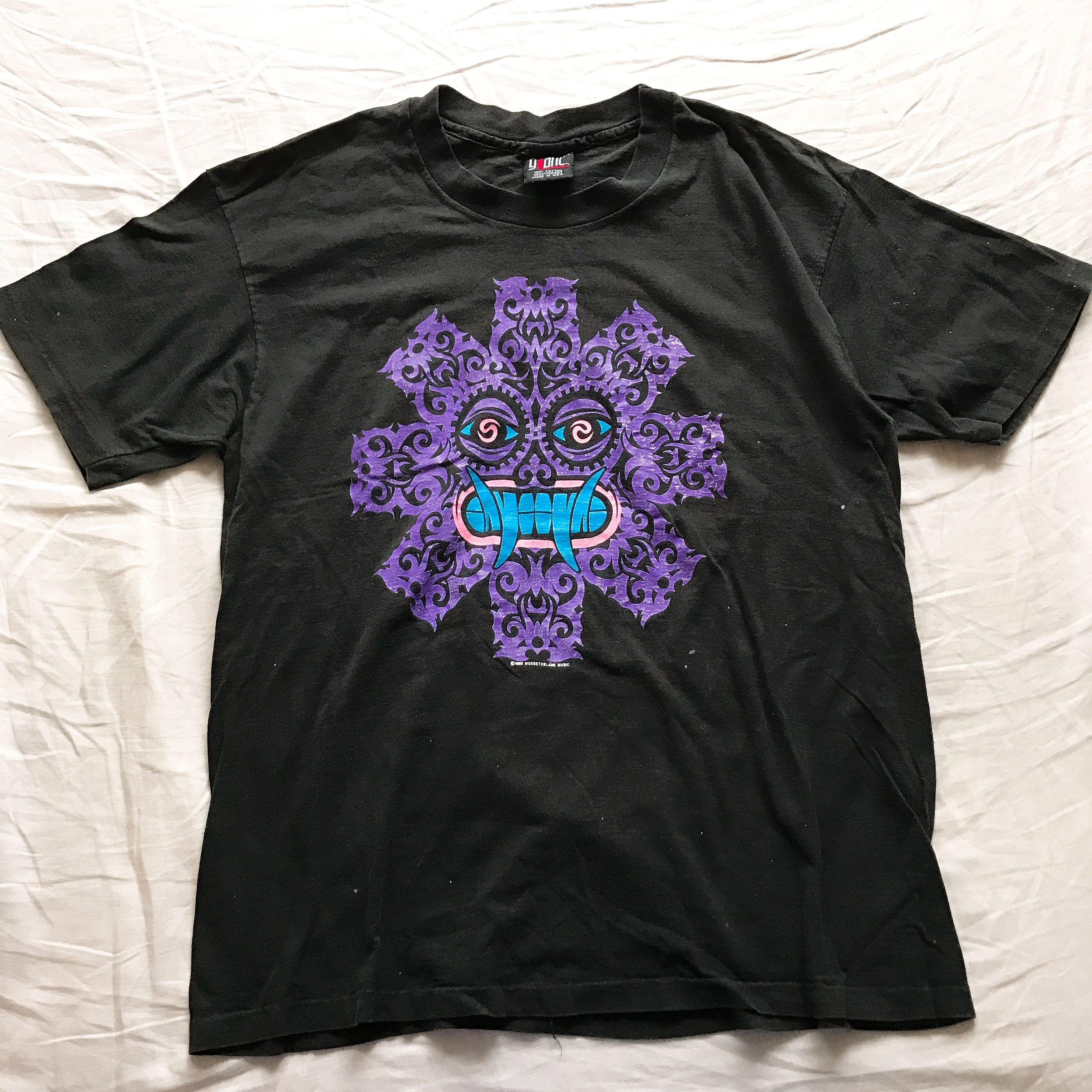 レッチリ ヴィンテージ Tシャツ 黒