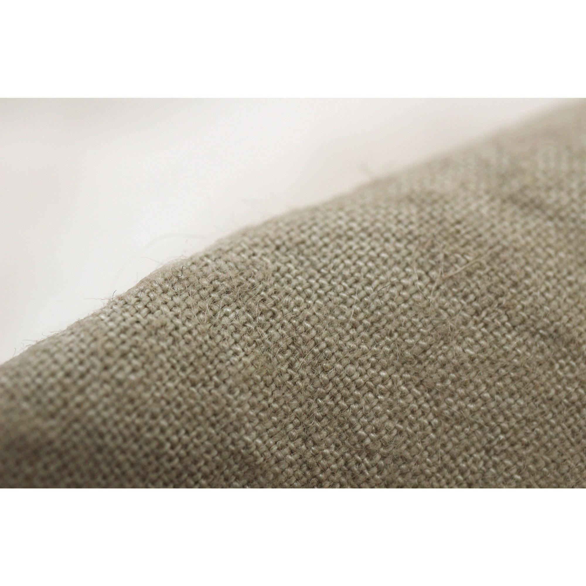 fanageラミー50%リネン50% 25番手糸使用 平織り生地/1m