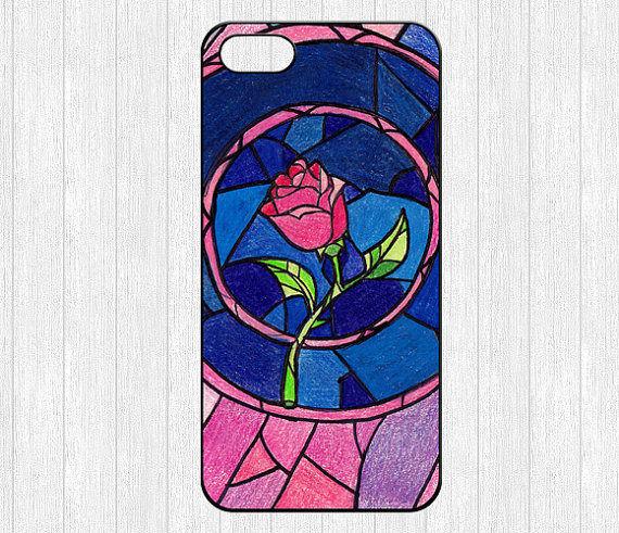 日本未入荷 Beauty and the Beast iPhone5/5s ケース