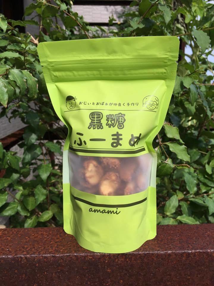 黒糖ふ~豆(送料着払い)